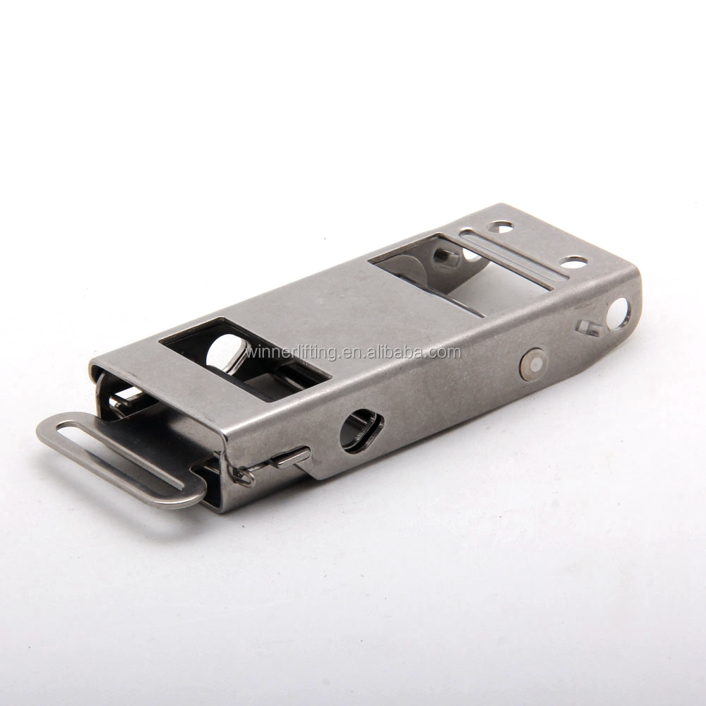1500KG Stainless Steel Overcenter Buckle/Ratchet Buckle