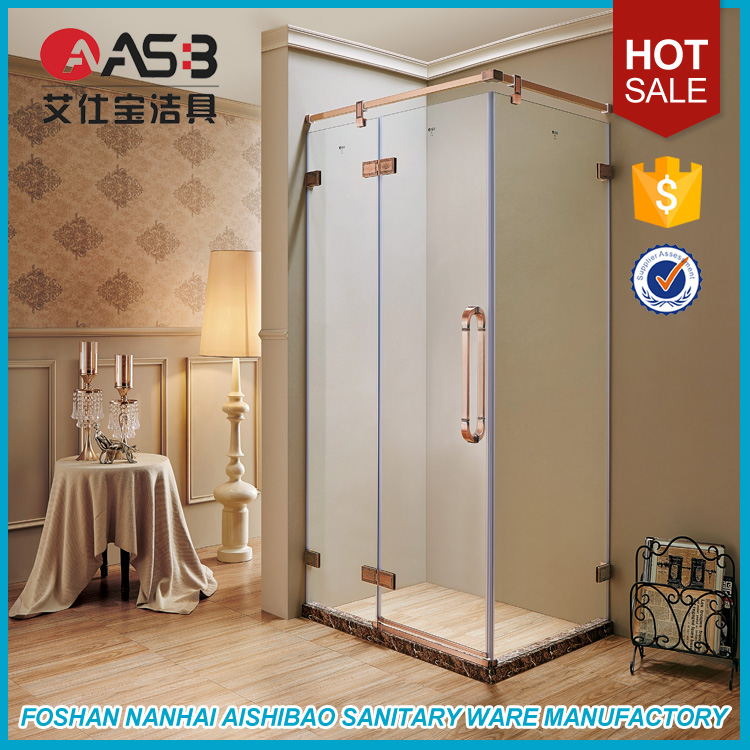 Metal Fitting Bathroom Design China Stainless Steel Shower Stall