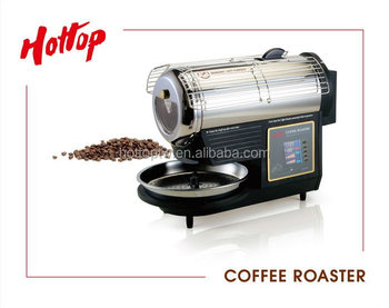 Hot sale approved stainless coffee roaster