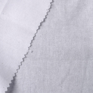 3100SF 100% Cotton Fusing Shirt Interlining with HDPE Coating