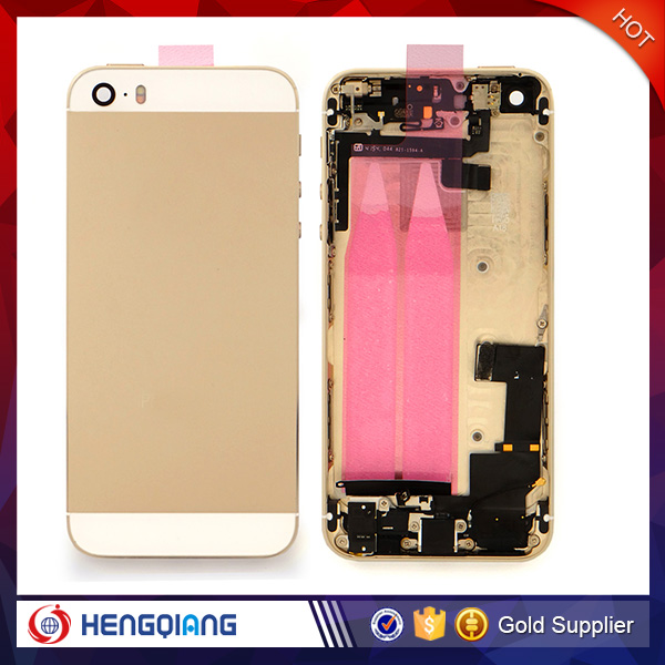 New Arriving Full Housing Case for iPhone 5s,Battery Cover Replacement for iPhone5s
