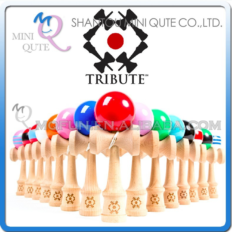 Mini Qute wooden toy 16cm kendama learning & education/Outdoor Fun & Sports/Japanese Traditional Game educational toy NO.MQ 135