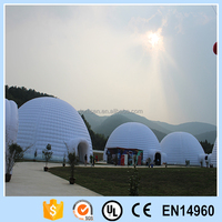 Wholesale Gaint Outdoor tent camping factory directly inflatable tent