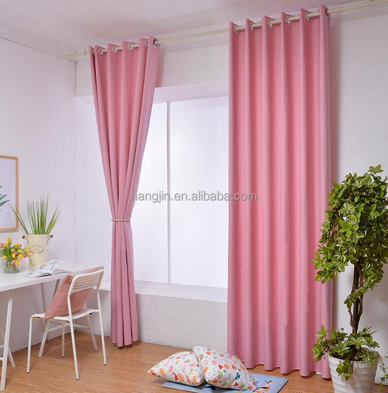2017 Sales Good Free Sample Home Flocked Curtains