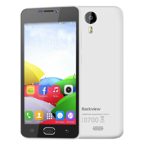 Cheap Blackview BV2000 smart phone original china brand IPS Screen Android 5.1 Smartphone MTK6735 Quad-core 1.0GHz 4G phone