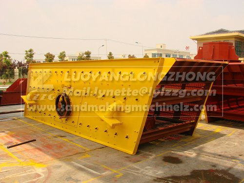 Easy operation capacity 150t/h sand washing plant