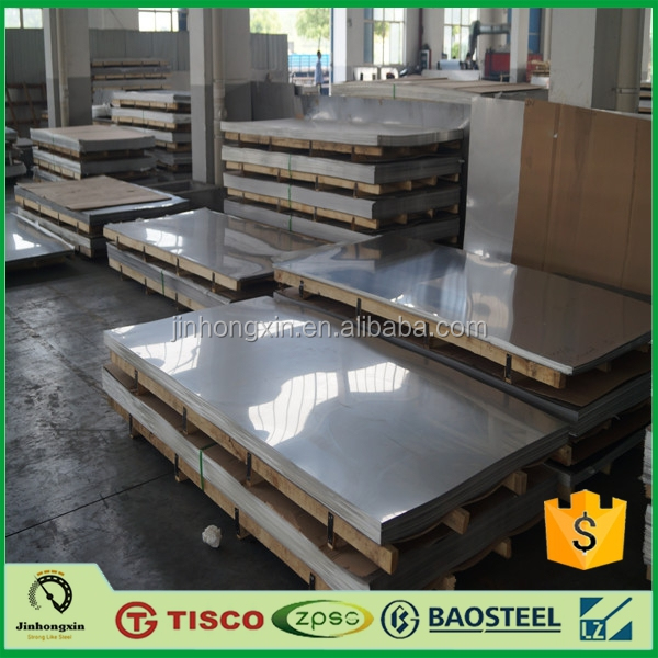 competitive price 201 304 310 316 stainless steel mill test certificate sheet