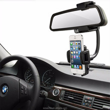 Universal Mobile Phone Holder Car Mount Rearview Mirror Navigation GPS Stand Holder
