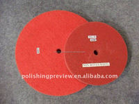 stainless steel nylon buffing wheel