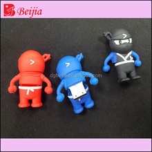 Silicon soft pvc usb flash drive different shape charming usb protective cover colorful usb waterproof cap