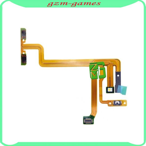 On off switch flex For ipod touch 5 power volume button flex cable ribbon