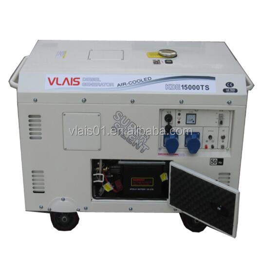 KDE series best 10kva generator home use
