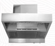 Electric Oil Fume Purification All-in-one Range Hood