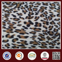 Polar Fleece Knitted Mattress Ticking Fabric