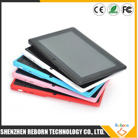 7 Inch quad core android tablet without sim card