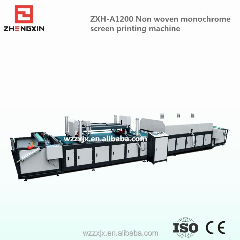 nonwoven bag making machine/non woven printing machine/Non woven bag making machine