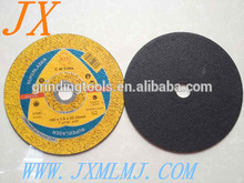 "7"" 180*3*22mm abrasive resin bond small wet cutting discs for granit (T41) with MPA EN12413"