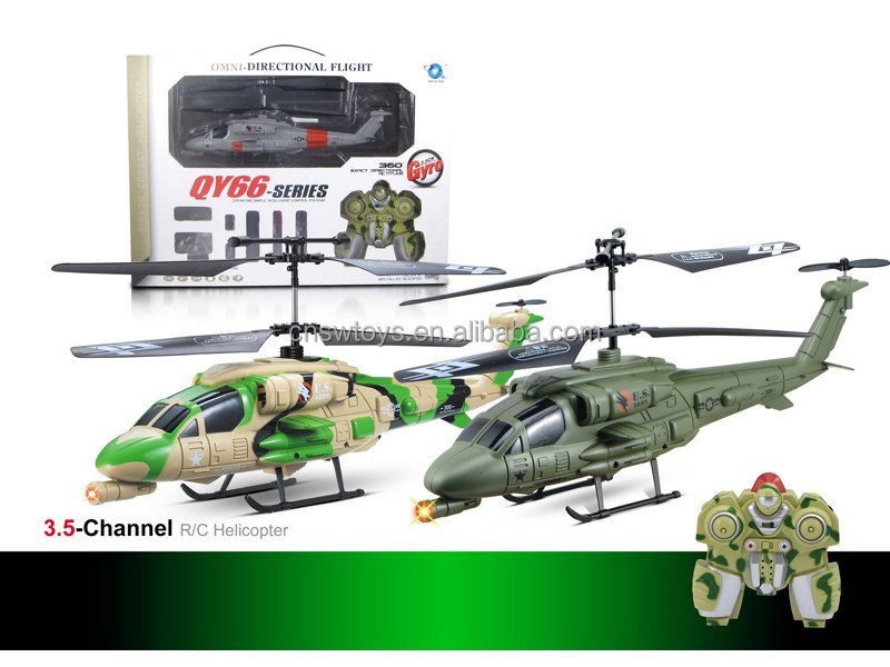 Made in china long fly time metal 4CH rc helicopter toy with LED light