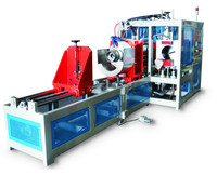 Automatic Double-Wall Corrugated Pipe Socketing Machine