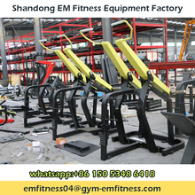Hammer strength gym equipment/Plate Loaded Machine/vertical traction EM820 dezhou pull down