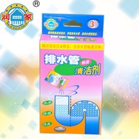 super convenience household cleaning product drain piper cleaning powder/toilet detergent