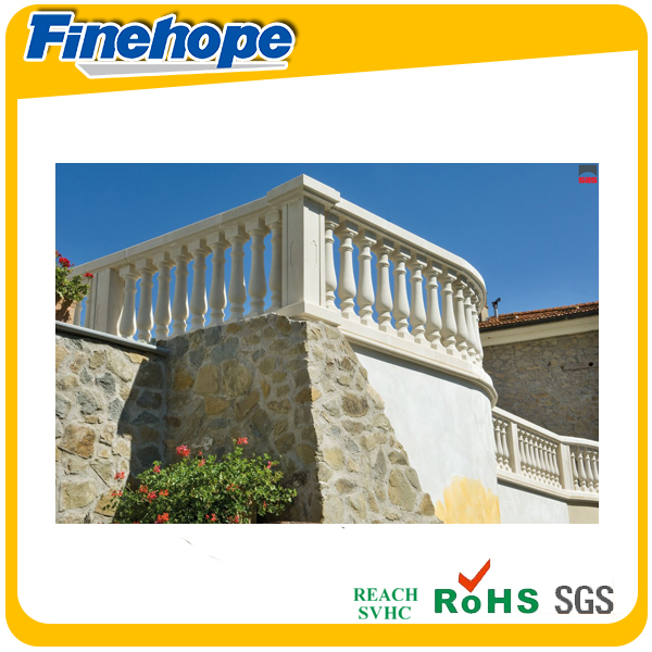OEM exterior balusters for balcony and stair fence