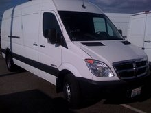 2008 DODGE SPRINTER 3500 CARGO VAN