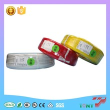 Fridge Dedicated Fiberglass Weaving Silicone Wire UL3122