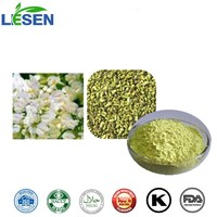 GMP FDA ISO Certified Pure Natural Sophora japonica flower extract Rutoside Rutin