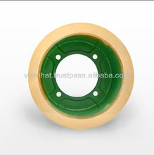Rubber roller for rice mill