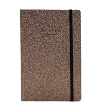Custom cheap leather cover and logo print agenda/ notebook/ journal