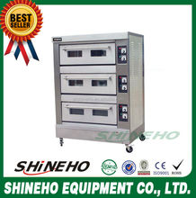prices rotary rack oven/small industrial oven manufacturer/used bread bakery equipment