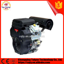 688cc displacement low fuel consumption 2V78F twin cylinder gasoline engine