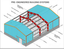 industrial factory building shed plans