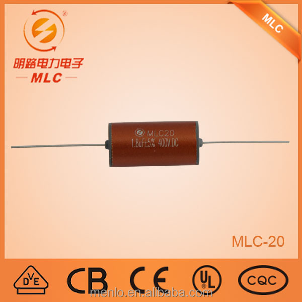MLC-20 (1.8uF) electronics projects, capacitor farad, capicitor