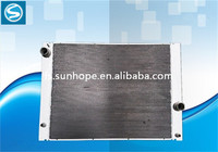 Cooling auto racing radiators aluminum FOR TOYOTA TOY180