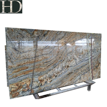 Natural Polished African Canyon Granite Stone Slabs Price, for Countertops and Floor