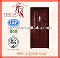 wooden glass door for America market