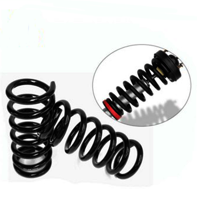 Alibaba Heavy Duty Truck Systems Front Coil Suspension Spring for Automobile