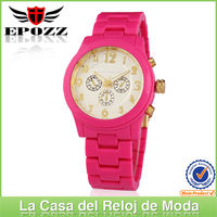 Promotional high quality MK style woman watches fashion 2013