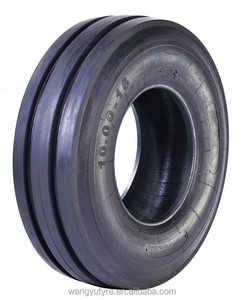 F2 Pattern 10.00-16 Agricultural Tyre for front tractor wheel