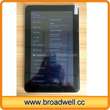 MTK8382 Quad Core 10 inch HD Screen Cheapest 3G Custom Android Tablet with GPS Bluetooth