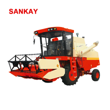 Soybean Combine Harvester/Green Bean Harvester/Bean Harvest Machine