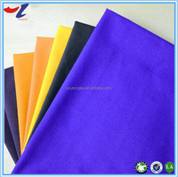 Durable fireproof performance cotton flame resistant sateen fabric