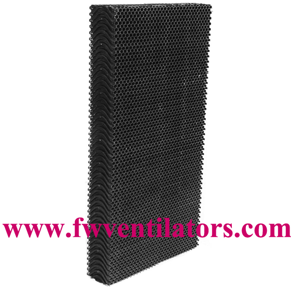 Argentina evaporative cooling pad using the latest high polymer material