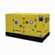 Three phase silent type 25 kw diesel 50Hz Silent Generator price
