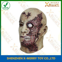 Halloween Spooky latex mask wicked sick zombie excellent horror cosplay