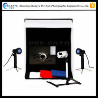 "50CM 20"" Photography Photo Studio Lighting Square Tent Kit"
