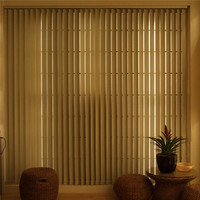 2016 Time-limited Top Lower Open fashion vertical plain curtains zebra blinds louvers office curtain alloy shutter 25mm/35mm/50m