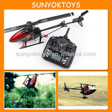 Walkera Master CP Flybarless 6-Axis Gyro 6CH 3D RC Helicopter